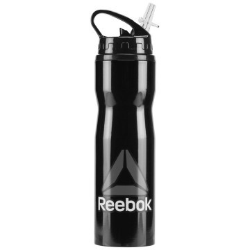 Reebok Waterbot Metal 750ML Black