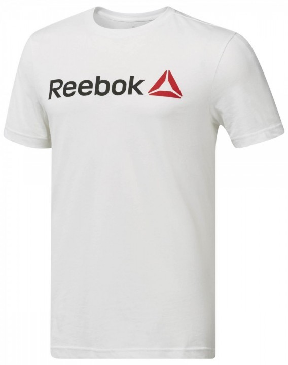 Reebok Delta Tee Red White