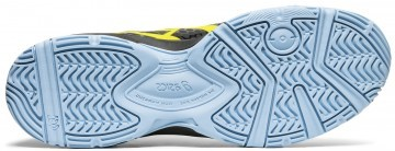 ASICS Gel-Blast 7 GS Black / Sour Yuzu