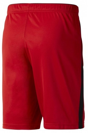 Reebok Workout Knit Short Red