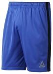 Reebok Workout Knit Short Blue