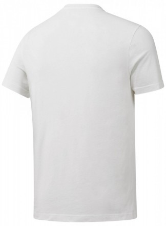 Reebok Weights White Tee