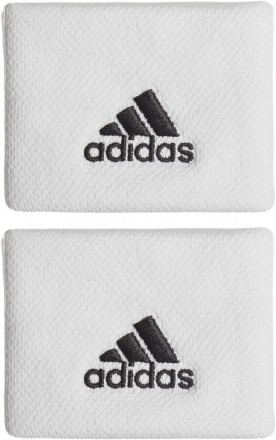 Adidas Tennis Wristband White