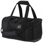 Reebok Duffle Shoe Storage Black