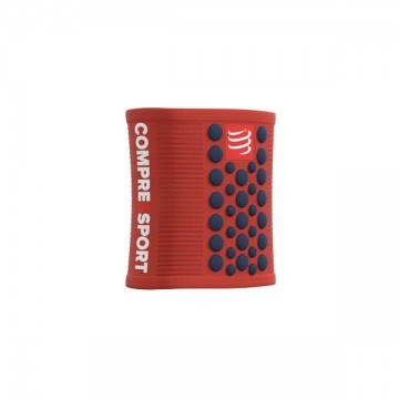 Compressport Sweatband Orange / Blue