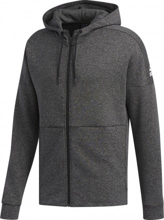 Adidas ID Stadium Full Zip Grey