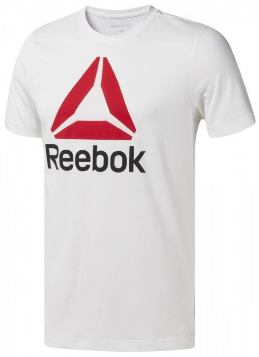 Reebok QQR Stacked White