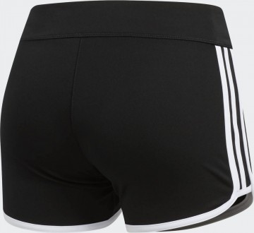 Adidas M10 Short Black White