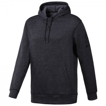 Reebok Workout Thermowarm Hoodie Grey