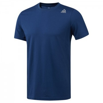 Reebok Elements Classic Tee Blue