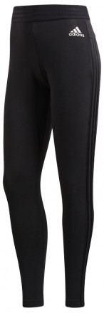 Adidas Essential 3Stripes Tight Black