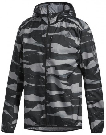 Adidas Own The Run Jacket Moro