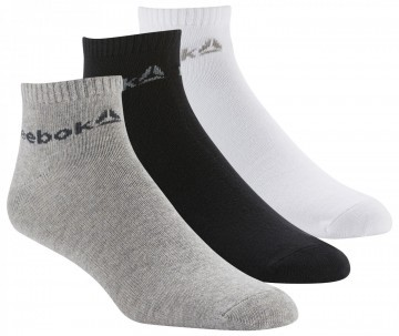 Reebok Active Core Ankle 3 Pack