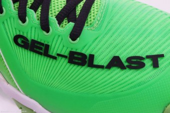 Asics Gel-Blast 6 Zielony 7001 buty do squasha