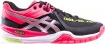 Asics Gel-Blast 6 9093 Black/Azalea buty do squasha damskie