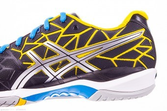 Asics Gel-Fireblast 9004 Black/Lighting/Yellow