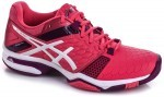 Asics Gel-Blast 7 Rouge Red squash shoes for women