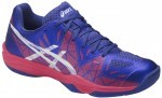 Asics Gel-Fastball 3 Pink Violet buty do squasha damskie