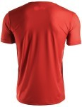Eye T-Shirt Classic Fearless Fares Red