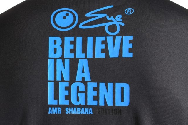 Eye T-Shirt Legend Line Blue