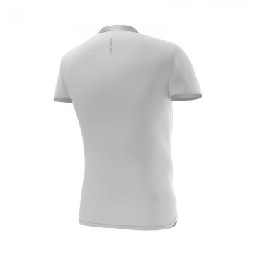 Eye Polo White / Light Grey