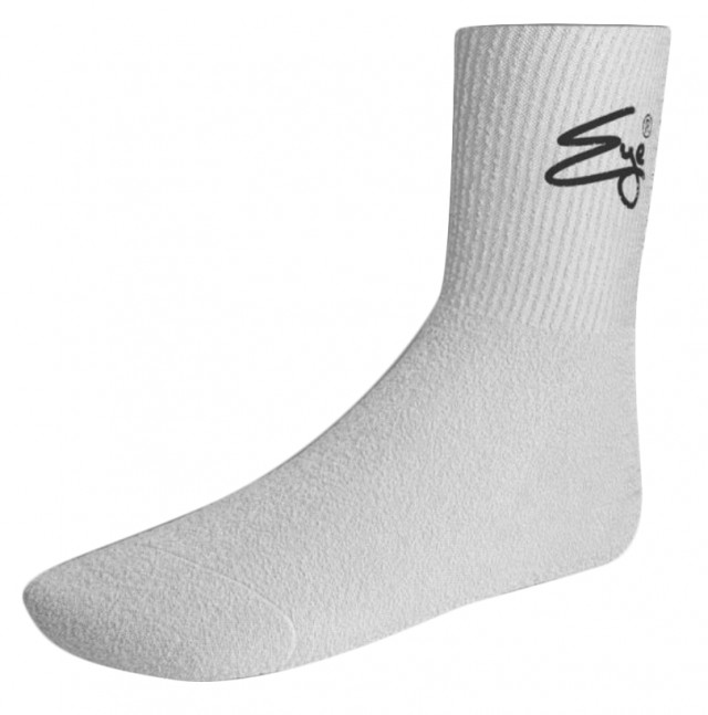 Eye Performance Line Socks White Black