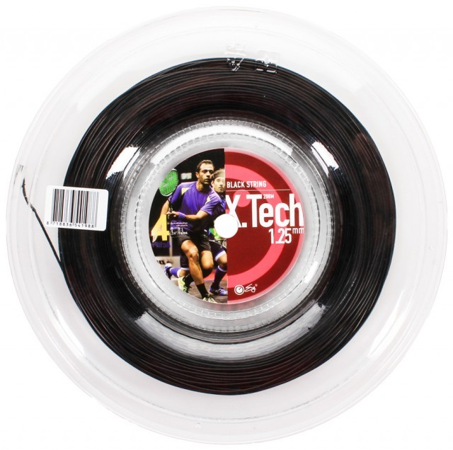 Eye Strings X.Tech Black 1.25mm Reel 200m