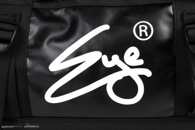Eye Duffle Bag Black S
