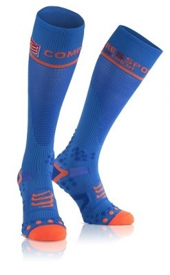 odzie� kompresyjna Compressport FullSocks V2.1 Blue