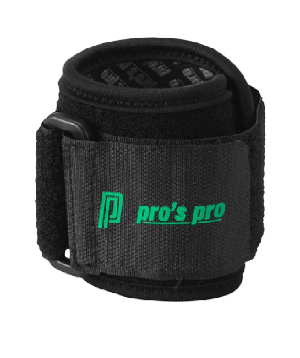 Pro's Pro Ion Wrist Support Black