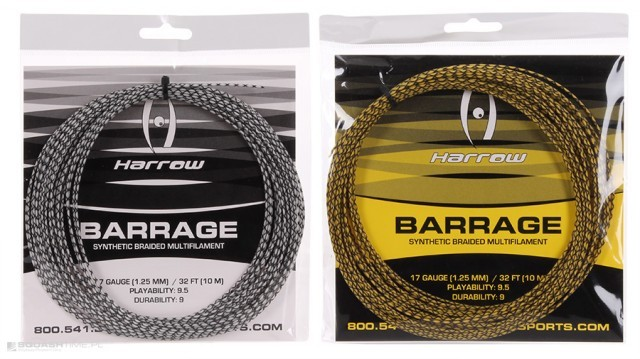 Harrow BARRAGE 17G