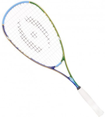 Harrow Junior Kelly Green Royal rakieta do squasha