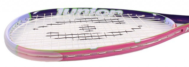 Harrow Junior Pink Purple rakieta do squasha