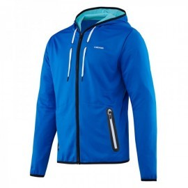Head VISION TECH HOODY Blue