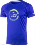 Mizuno Transform Tee Blue