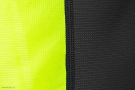 Mizuno Cooltouch Venture Tee Safety Yellow