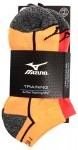 Mizuno Active Training Mid Orange/Pink 2 Pack