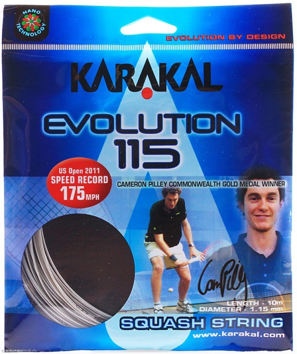 Karakal Evolution 115 Srebrny