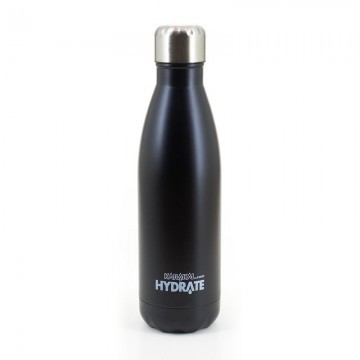 Karakal Water Bottle Black