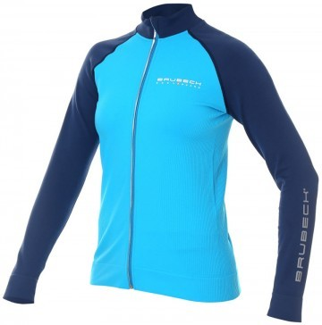 Brubeck Bluza Damska Athletic Blue
