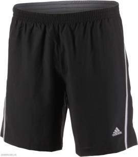 Adidas Run Short Czarne