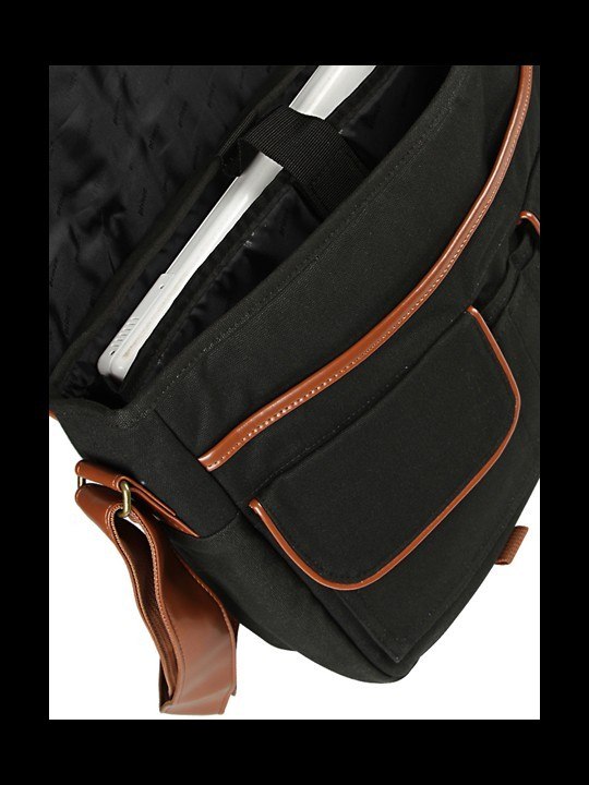 01a53fa0ae Prince Classic Messenger Bag Black 2014 - Akcesoria