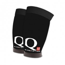odzież kompresyjna Compressport Quad Black