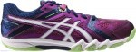 Asics Gel-Court Control 3601 Fioletowe squash shoes for women