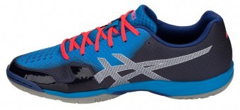 Asics Gel-Blade 6 Blue Black buty do squasha