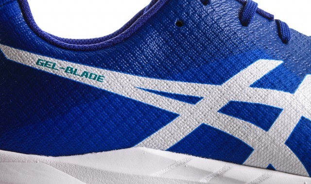 Asics Gel-Blade 6 Blue / White
