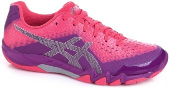 Asics Gel-Blade 6 Orchid / Pruple / Red buty do squasha damskie