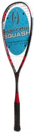 Harrow Reflex Tarek Momen Sign Red Black