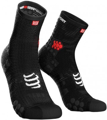 Compressport RacingSocks V 3.0 Run High Black