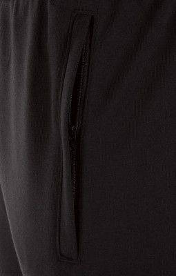 Adidas Logo Sweat Pants Black